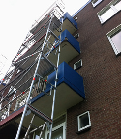 Renovatie 56 balkons in Doetinchem