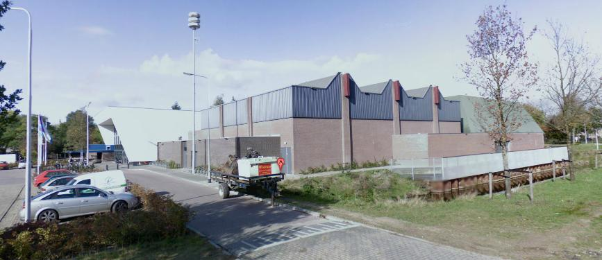Revitalisering Sportcentrum